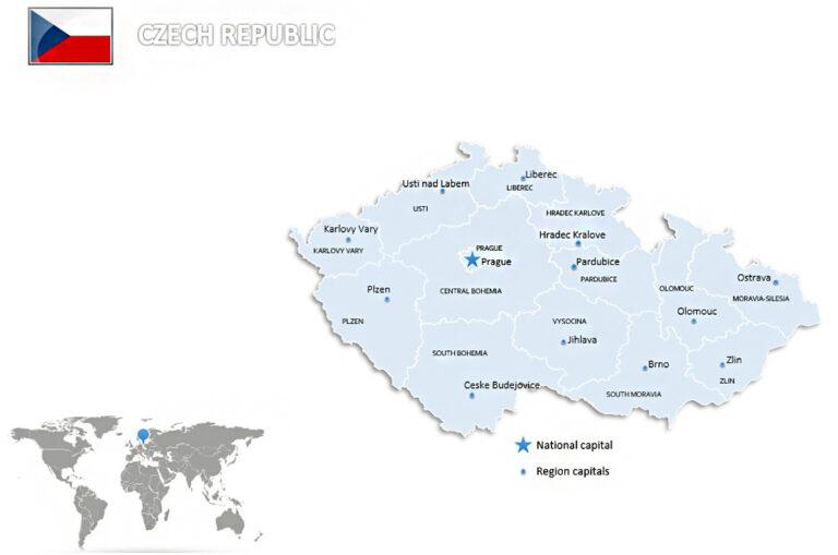 География расположения агентства